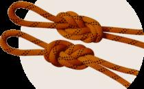 Привязка вертлюжка к основной леске
