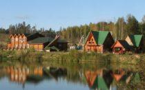 Рыбалка в Литвиново