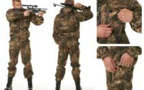 Выбор одежды для охоты и рыбалки российского производителя