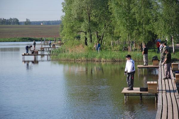 Барыбино рыбалка