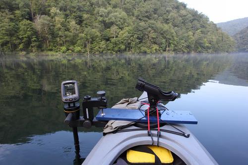 Как выбрать эхолот для рыбалки с лодки