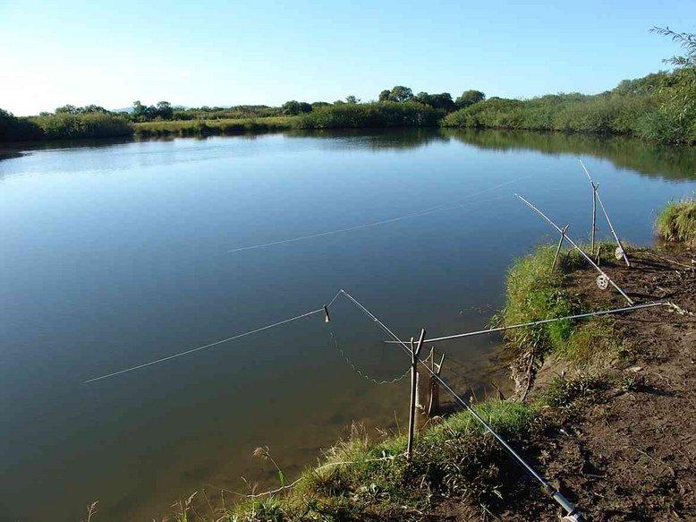 Лефу рыбалка в Приморье