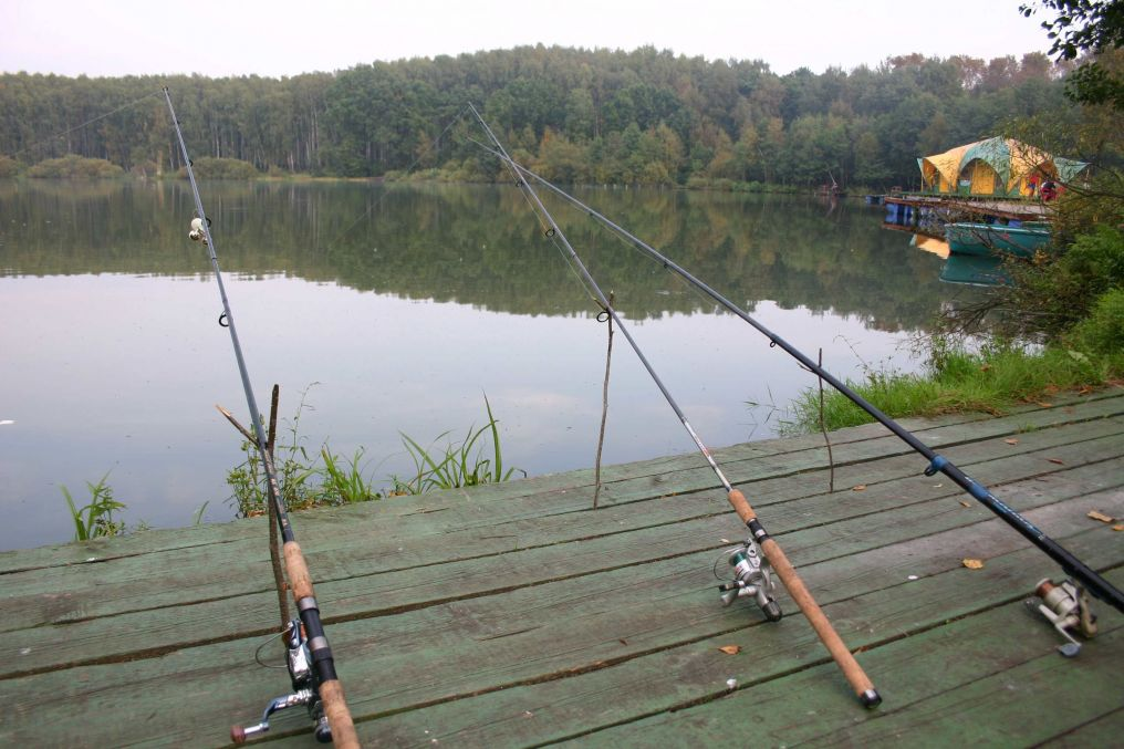 Медвежьи озера рыбалка