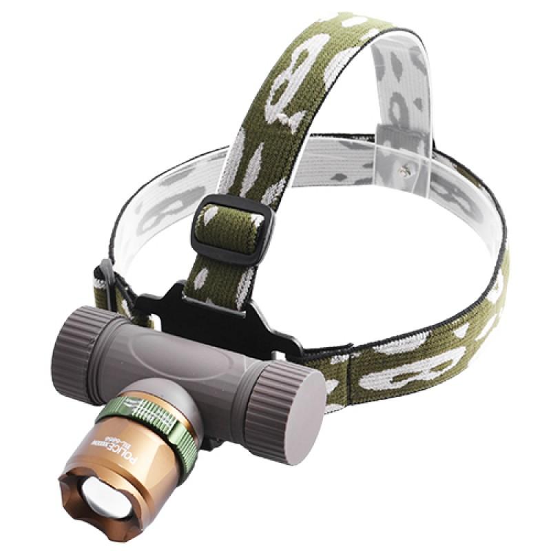 Налобный фонарь для рыбалки