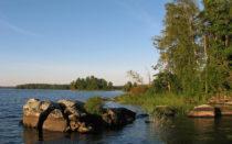Места рыбалки на Вуоксе