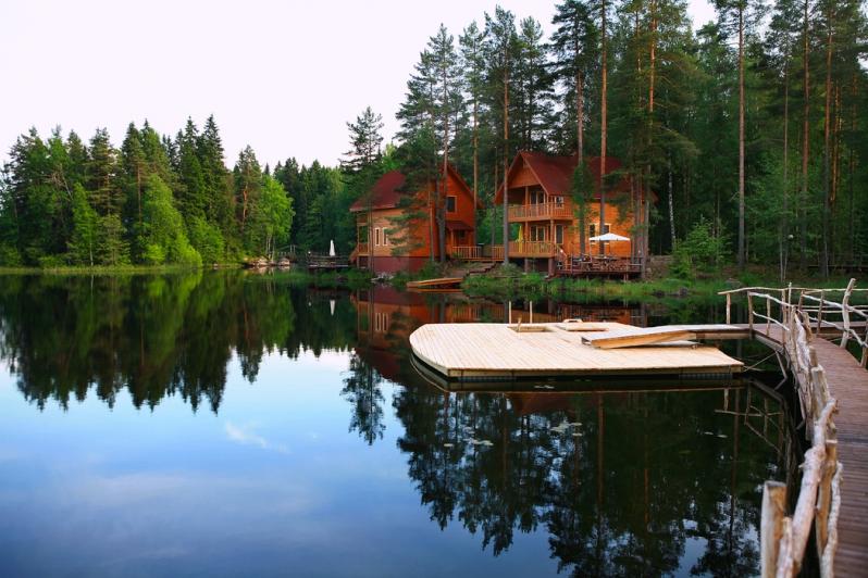 Рыболовные базы в Ленинградской области
