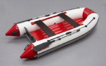Обзор лодки ПВХ с надувным дном под мотор