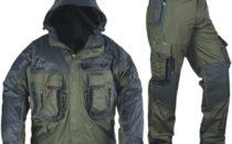 Выбор непромокаемой одежды для рыбалки и охоты