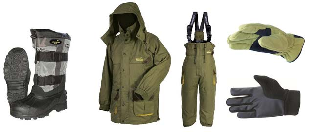 Одежда для рыбалки непромокаемая
