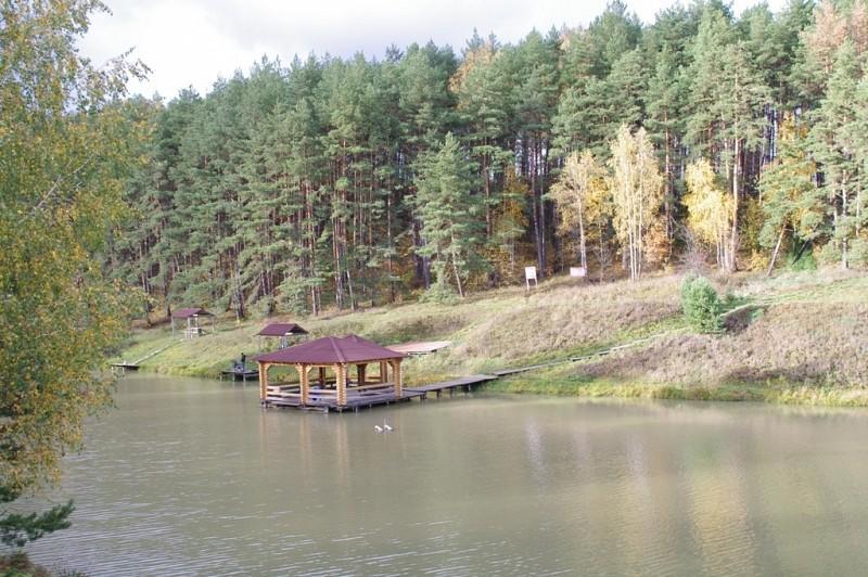 Платная рыбалка в Тульской области