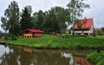 Платная рыбалка на прудах в Воронежской области