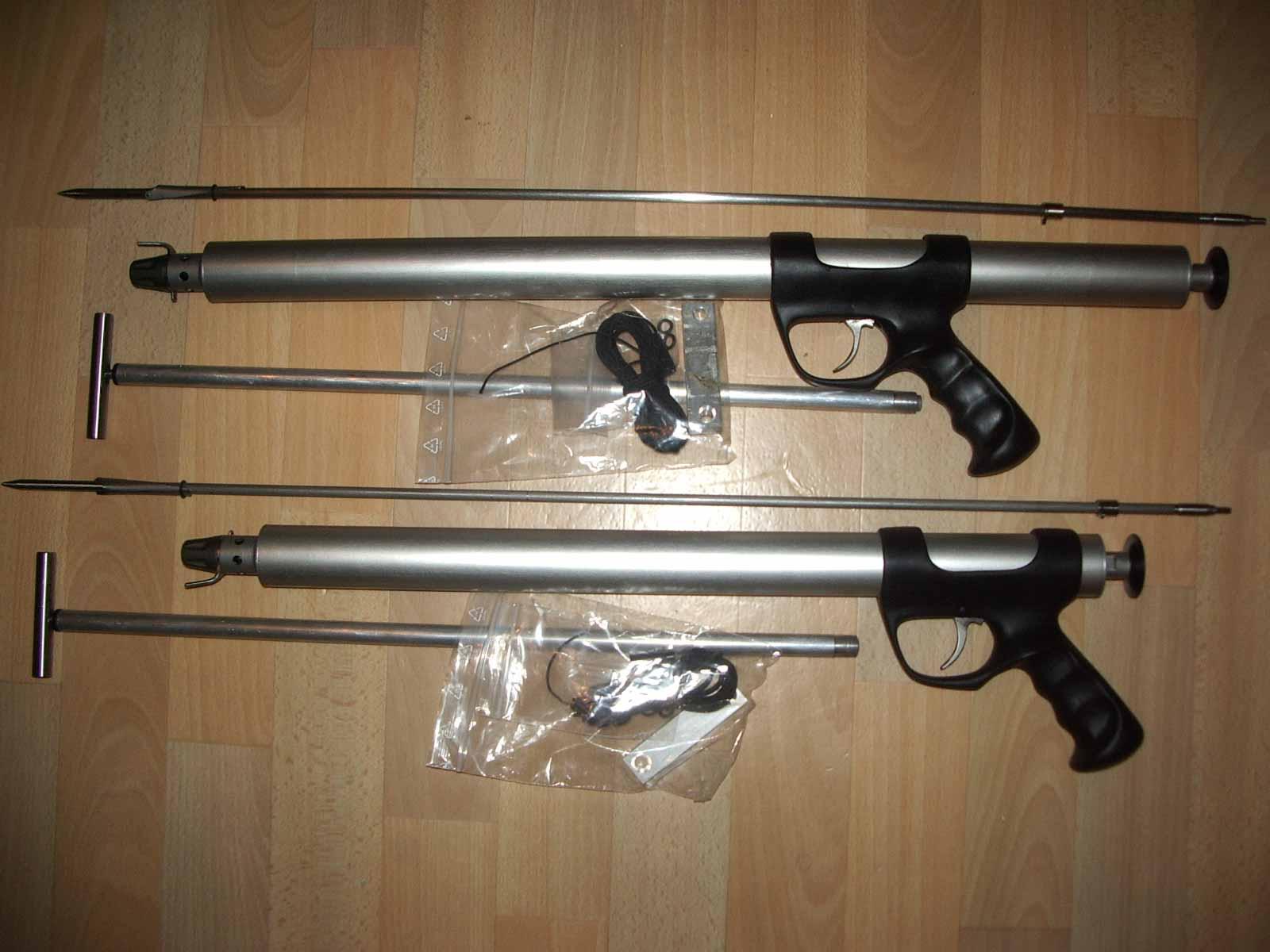 Ружье для подводной охоты какое выбрать